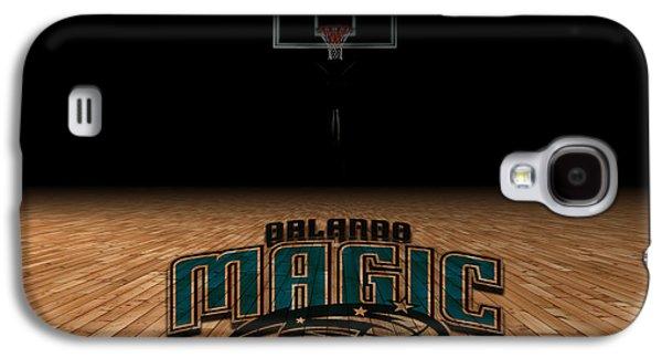 Magic Photographs Galaxy S4 Cases - Orlando Magic Galaxy S4 Case by Joe Hamilton