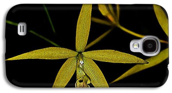 Buildin Galaxy S4 Cases - Orquidea Galaxy S4 Case by Riccardo Zullian