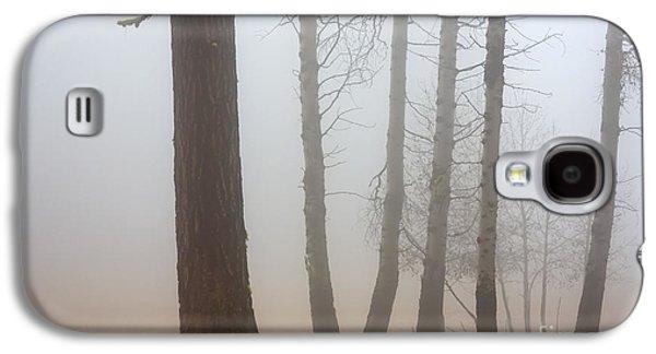 Fog Mist Galaxy S4 Cases - Out of the Fog Galaxy S4 Case by Mike  Dawson