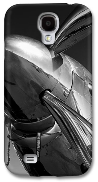 P-51 Mustang Galaxy S4 Case by John Hamlon