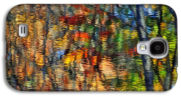 Surreal Landscape Galaxy S4 Cases - Painted by God Galaxy S4 Case by Frozen in Time Fine Art Photography