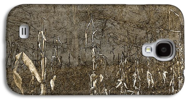 Harvest Time Galaxy S4 Cases - Paltry Harvest Galaxy S4 Case by John Stephens