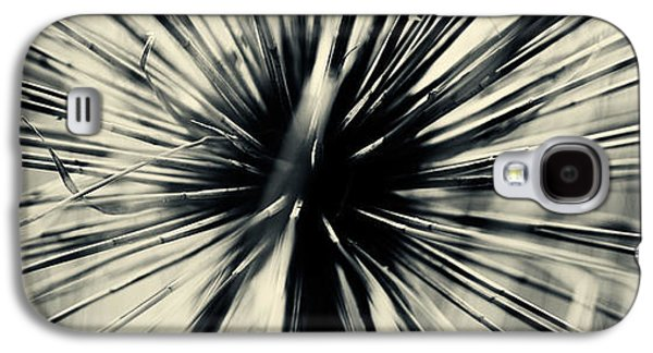 Papyrus Galaxy S4 Cases - Papyrus Galaxy S4 Case by Ulrich Schade