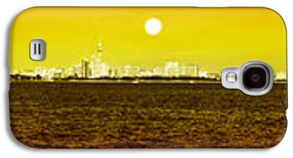 Ocean Panorama Galaxy S4 Cases - Pattaya Scenic Galaxy S4 Case by Atiketta Sangasaeng