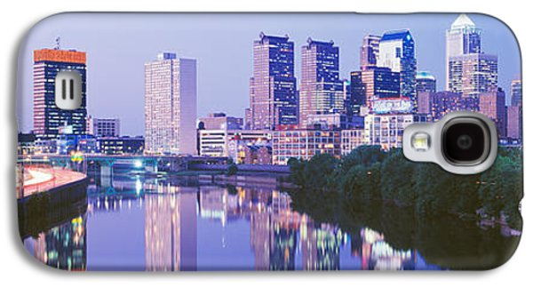 Schuylkill Galaxy S4 Cases - Philadelphia, Pennsylvania, Usa Galaxy S4 Case by Panoramic Images