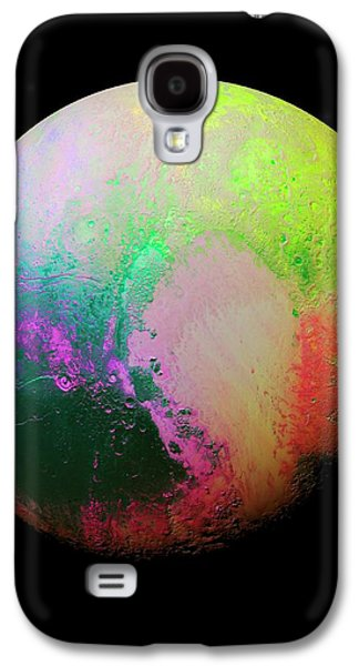 Pluto Galaxy S4 Case by Nasa/jhuapl/swri