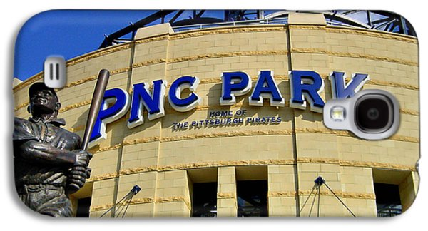 Pennsylvania Baseball Parks Galaxy S4 Cases - PNC Park Baseball Stadium Pittsburgh Pennsylvania Galaxy S4 Case by Amy Cicconi