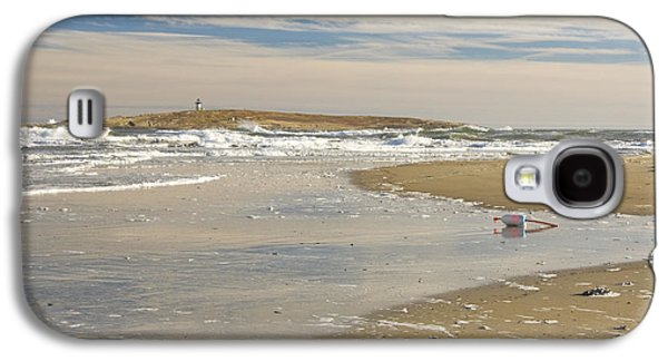 Maine Beach Galaxy S4 Cases - Popham Beach on the Maine Coast Galaxy S4 Case by Keith Webber Jr