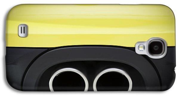 Man Galaxy S4 Cases - Porsche Cayman S Galaxy S4 Case by Sebastian Musial
