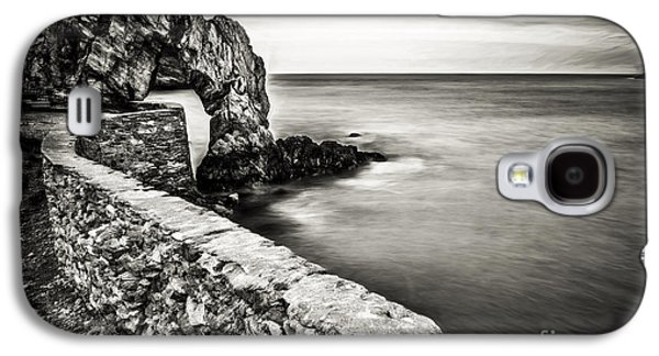 Industrial Digital Art Galaxy S4 Cases - Porth Wen Arch Galaxy S4 Case by Adrian Evans