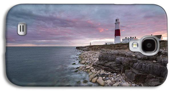 Turbulent Skies Galaxy S4 Cases - Portland Bill  Galaxy S4 Case by Ollie Taylor
