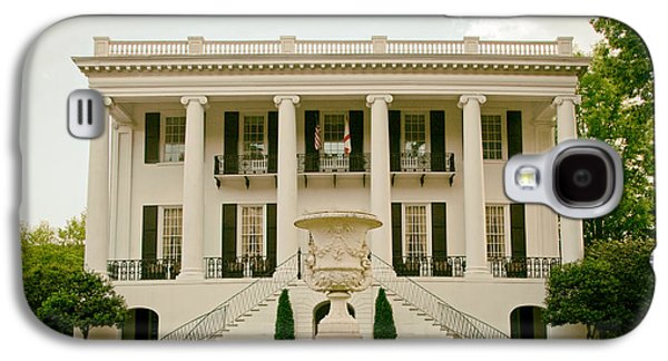 Tuscaloosa Galaxy S4 Cases - Presidents Mansion - University of Alabama Galaxy S4 Case by Mountain Dreams
