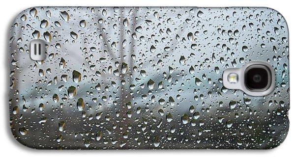 Rainy Day Photographs Galaxy S4 Cases - Rainy Day Galaxy S4 Case by Sinisa Botas
