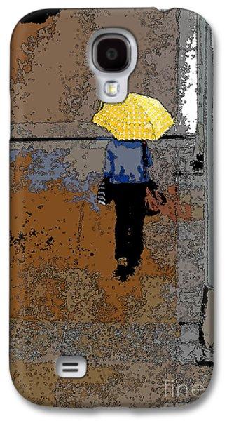 Rainy Day Photographs Galaxy S4 Cases - Rainy Days and Mondays Galaxy S4 Case by David Bearden