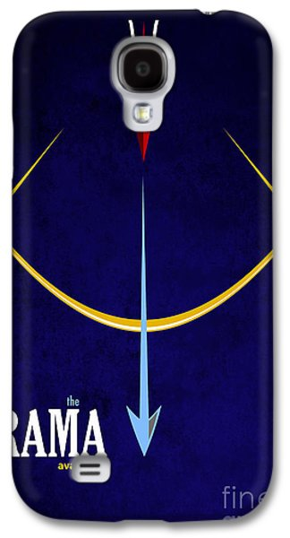 Rama The Avatar Galaxy S4 Case by Tim Gainey