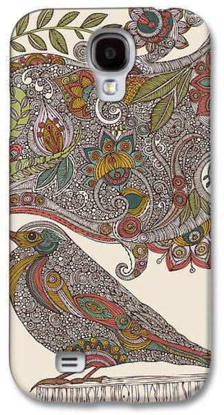 Illustration Photographs Galaxy S4 Cases - Random Talking Galaxy S4 Case by Valentina Ramos