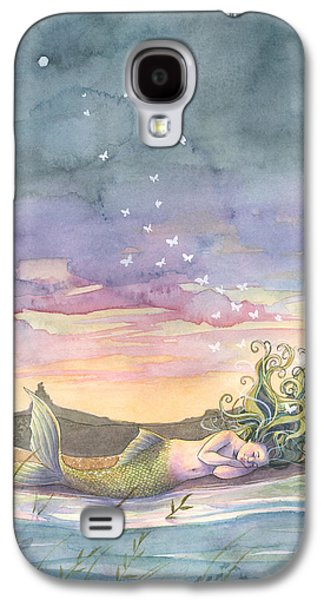 Rest On The Horizon Galaxy S4 Case by Sara Burrier
