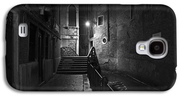 San Marco Galaxy S4 Cases - Rio de San Maurizio Galaxy S4 Case by Marion Galt