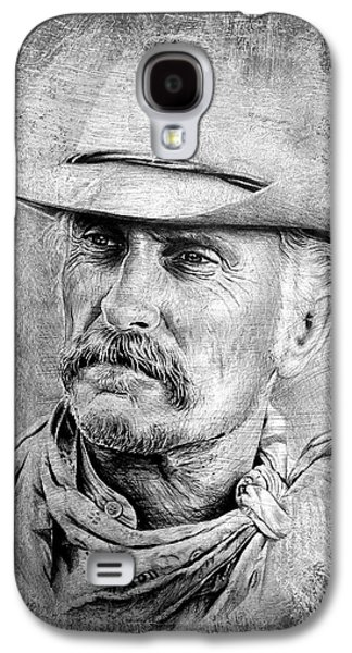 Robert Duvall Galaxy S4 Case by Andrew Read