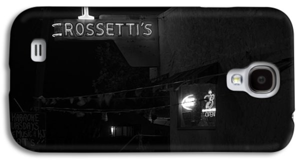 Rossetti Photographs Galaxy S4 Cases - Rossettis Bar Galaxy S4 Case by Mountain Dreams