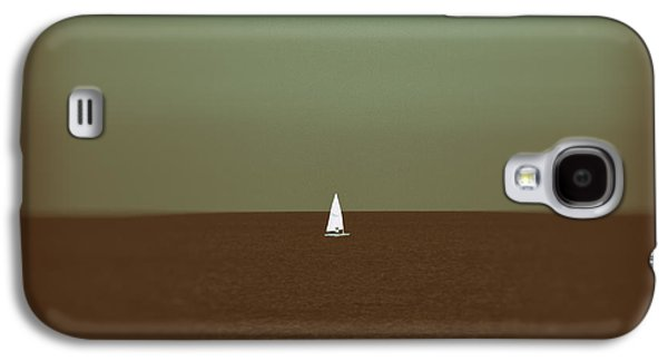Enjoying Galaxy S4 Cases - Sailing Galaxy S4 Case by Stylianos Kleanthous