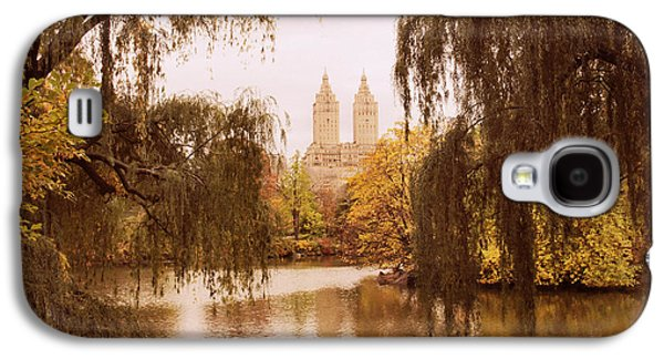 San Remo Reflections Galaxy S4 Case by Jessica Jenney