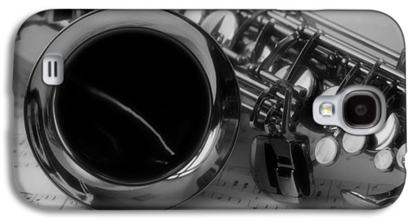 Saxophone Photographs Galaxy S4 Cases - Saxophone Galaxy S4 Case by Mountain Dreams