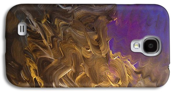 Separation Paintings Galaxy S4 Cases - Separation Galaxy S4 Case by Chris Brightwell