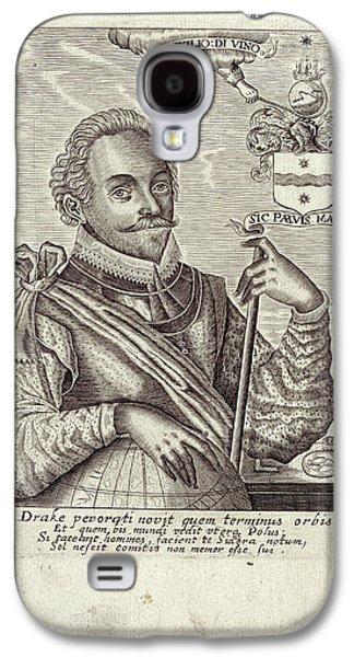 Sir Francis Drake Galaxy S4 Case by British Library