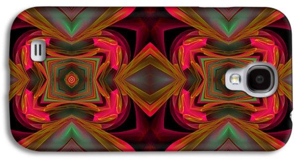 Sixties Twist Galaxy S4 Case by Georgiana Romanovna