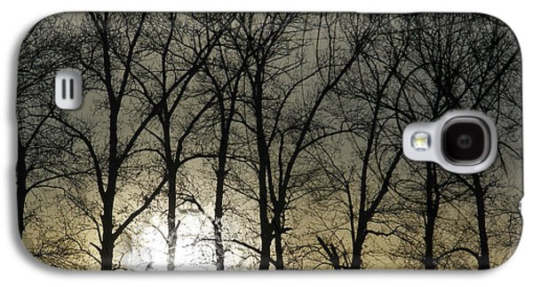 Nightmare Digital Art Galaxy S4 Cases - Slough Galaxy S4 Case by David Fox
