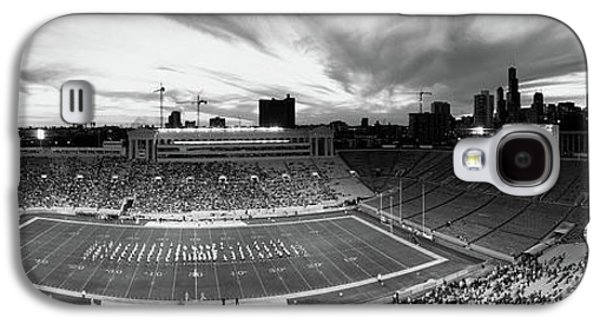 Soldier Field Football, Chicago Galaxy S4 Case by Panoramic Images