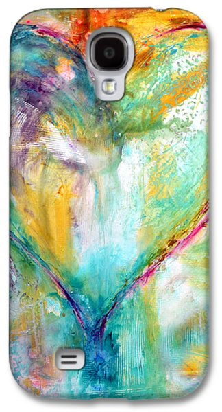 Abstracted Galaxy S4 Cases - Someday Galaxy S4 Case by Ivan Guaderrama