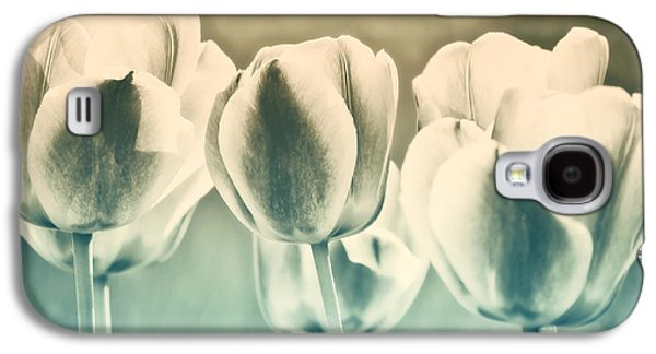 Flowers Photographs Galaxy S4 Cases - Spring Inspiration Galaxy S4 Case by Angela Doelling AD DESIGN Photo and PhotoArt