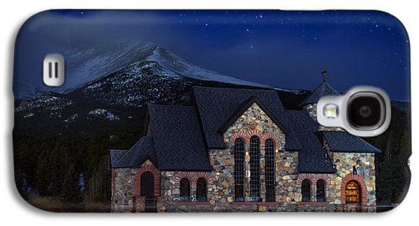 Landscape Acrylic Prints Galaxy S4 Cases - St. Malo Nights Galaxy S4 Case by Darren  White