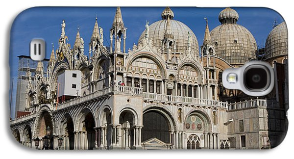 Ancient Galaxy S4 Cases - St. Marks Basilica Galaxy S4 Case by Jason O Watson