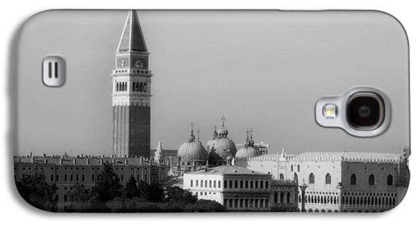 Beauty Mark Photographs Galaxy S4 Cases - St. Marks Square in Venice Galaxy S4 Case by Mountain Dreams