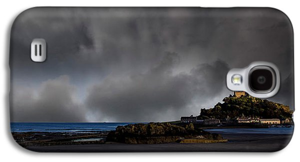 Michael Photographs Galaxy S4 Cases - St Michaels Mount Galaxy S4 Case by Martin Newman