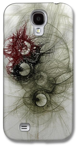 Photo Manipulation Galaxy S4 Cases - Stable Release Galaxy S4 Case by David Fox