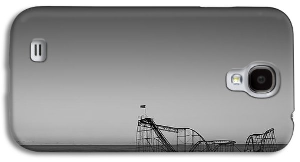 Jet Star Galaxy S4 Cases - Star Jet Roller Coaster HDR Galaxy S4 Case by Michael Ver Sprill