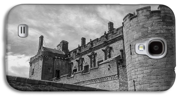 Sterling Galaxy S4 Cases - Sterling Castle in Scotland Galaxy S4 Case by Mountain Dreams