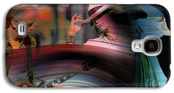 Steven Tyler  Galaxy S4 Case by Marvin Blaine