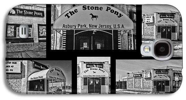 Bruce Springsteen Photographs Galaxy S4 Cases - Stone Pony Tribute Galaxy S4 Case by Paul Ward