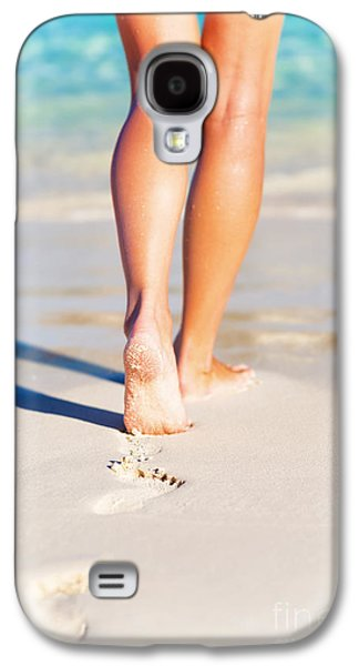 Concept Photographs Galaxy S4 Cases - Summer holidays concept Galaxy S4 Case by Anna Omelchenko