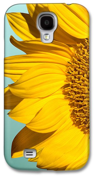 Sunflower Galaxy S4 Case by Mark Ashkenazi