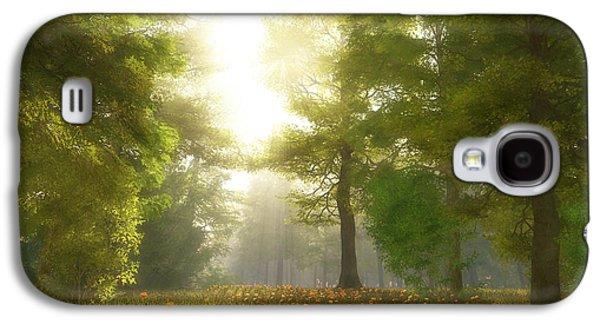 Sunlit Meadow Galaxy S4 Case by Cynthia Decker