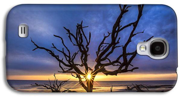Sunrise Jewel Galaxy S4 Case by Debra and Dave Vanderlaan