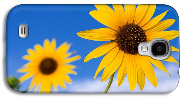 Jordan Photographs Galaxy S4 Cases - Sunshine Galaxy S4 Case by Chad Dutson