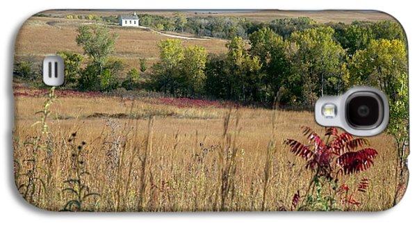 Tallgrass Prairie Galaxy S4 Case by Jim West