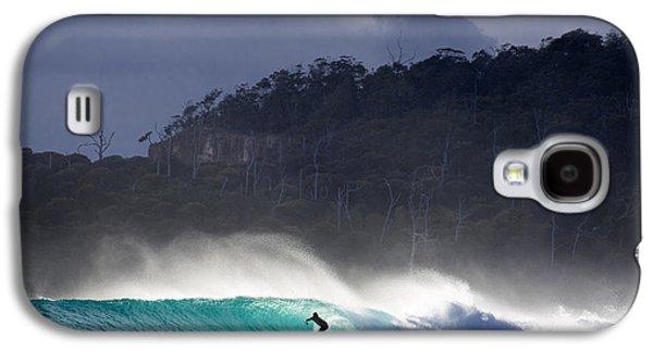 Ocean Art Photos Galaxy S4 Cases - Tasmania Dream Galaxy S4 Case by Sean Davey